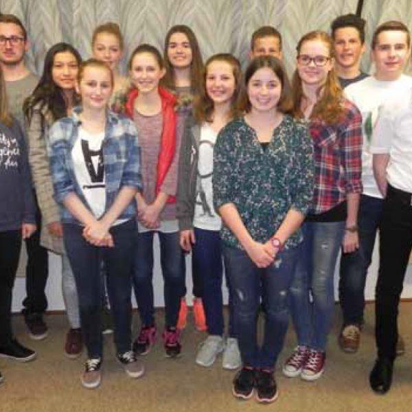 15 MusikerInnen absolvierten vereinsinternen Musikkunde-Kurs in Silber