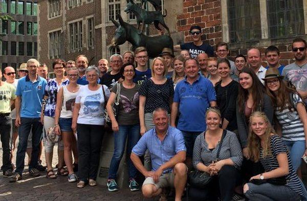 Musikausflug in den Norden Deutschlands