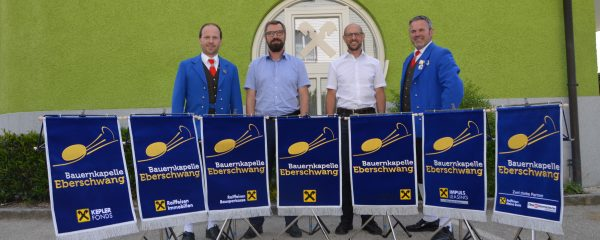 Raiffeisenbank Eberschwang – unser starker Partner in der Region