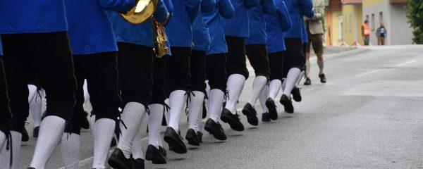 """Musikvereine leiden unter der """"Corona-Stille"""""""