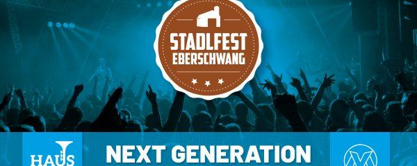 Einladung zum Stadlfest Eberschwang 2021